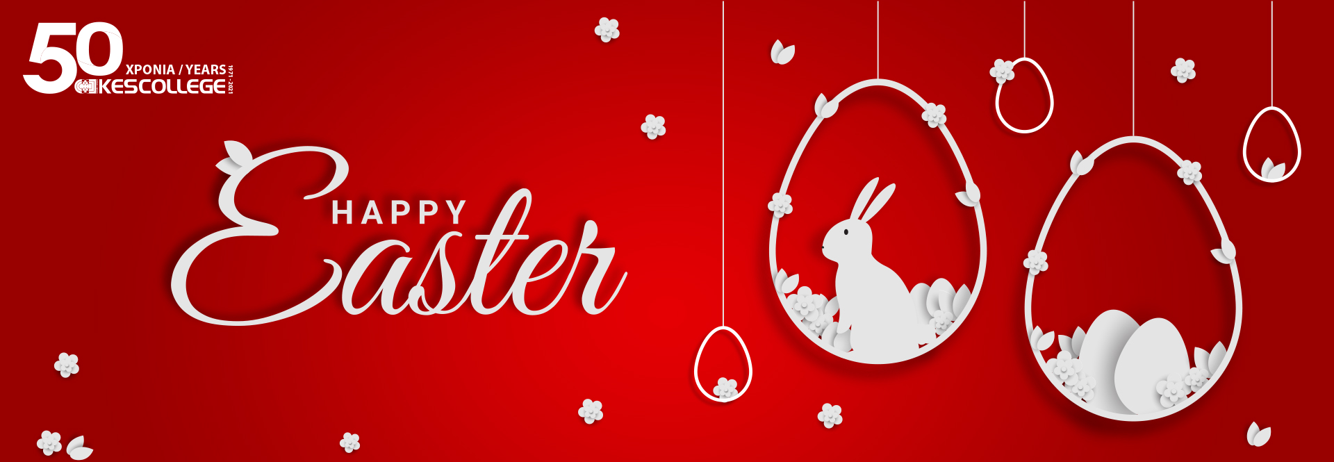 Happy Easter Wishes 1920x665