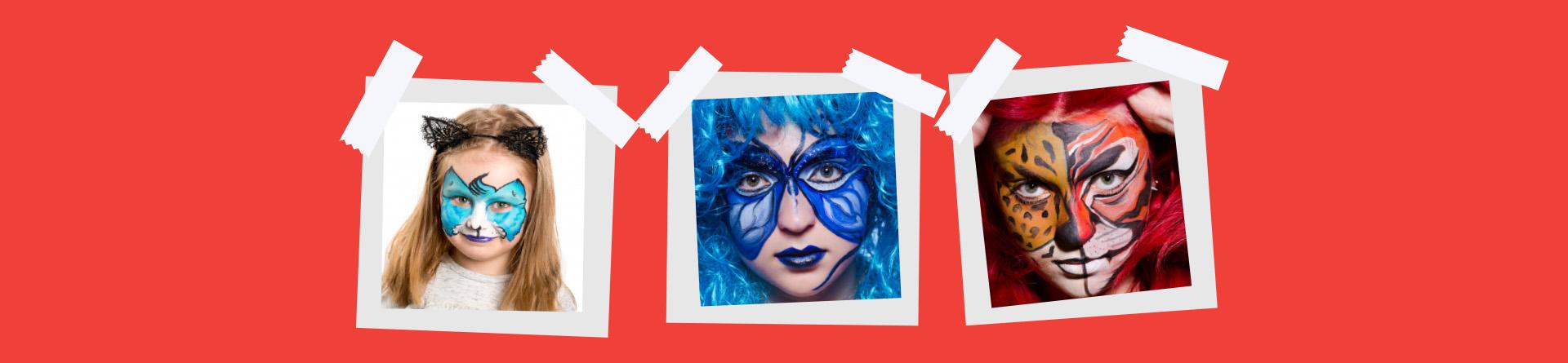 Ταχύρρυθμο Σεμινάριο Face Painting