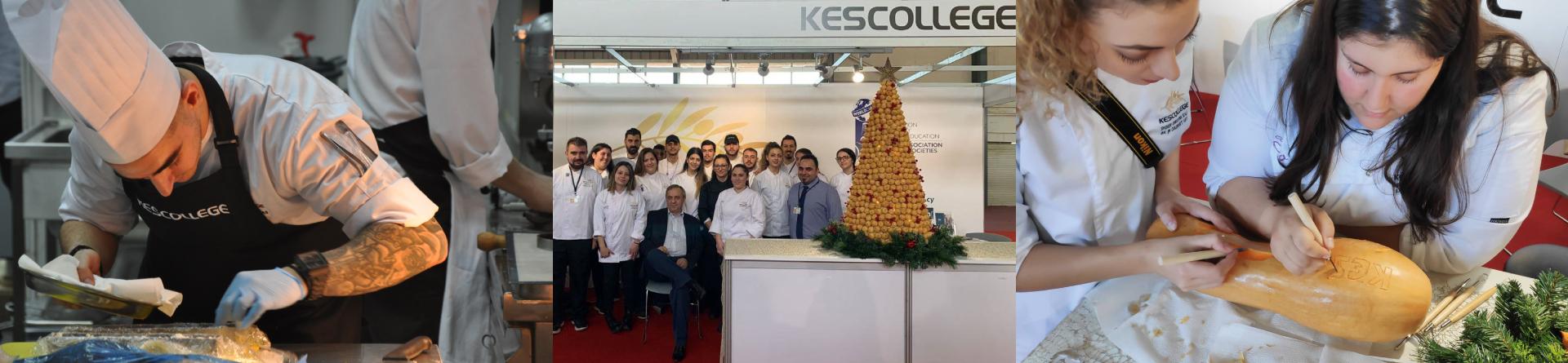 Σημαντικές Διακρίσεις κατά τον Παγκύπριο Διαγωνισμό Μαγειρικής Gastronomia – HO.RE.CA. 2019