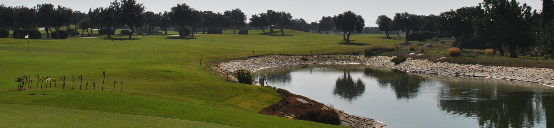 Εκπαιδευτική επίσκεψη των φοιτητών Κηποτεχνίας στο Aphrodite Hills Golf Course