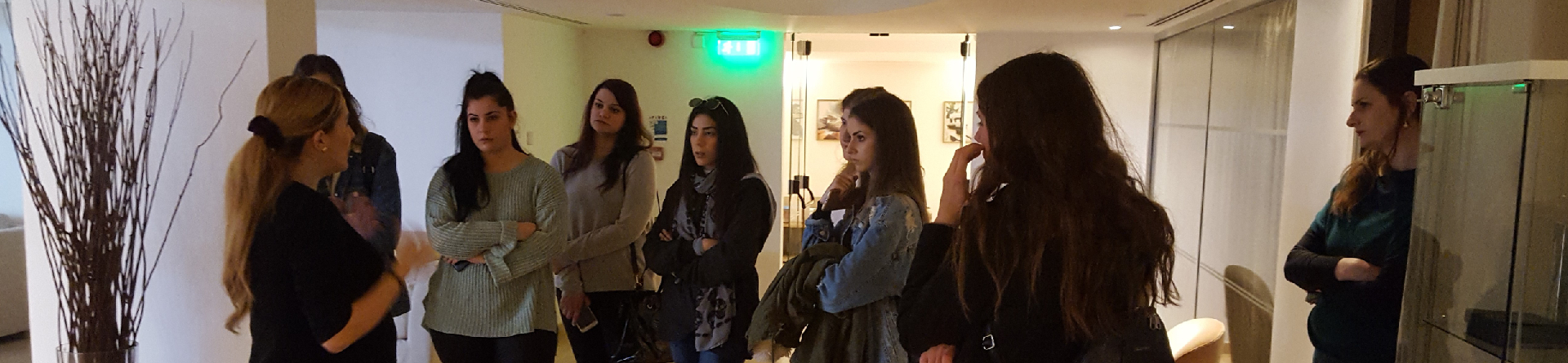 Εκπαιδευτική Επίσκεψη στο SPA του ξενοδοχείου Royal Apollonia στη Λεμεσό