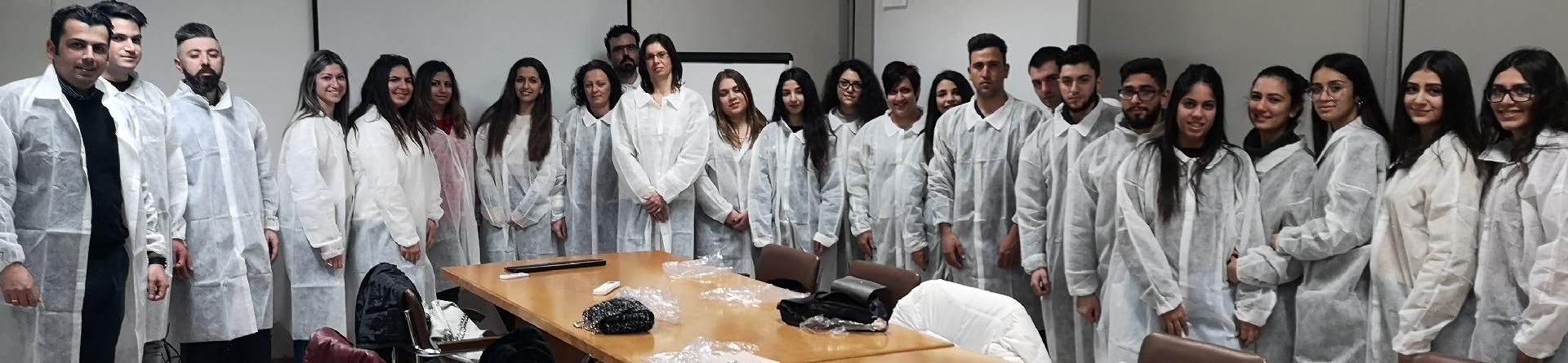 Εκπαιδευτική Επίσκεψη φοιτητών στη Φαρμακοβιομηχανία REMEDICA LTD