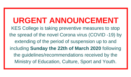 Ungent measures to prevent the spread of Corona Virus