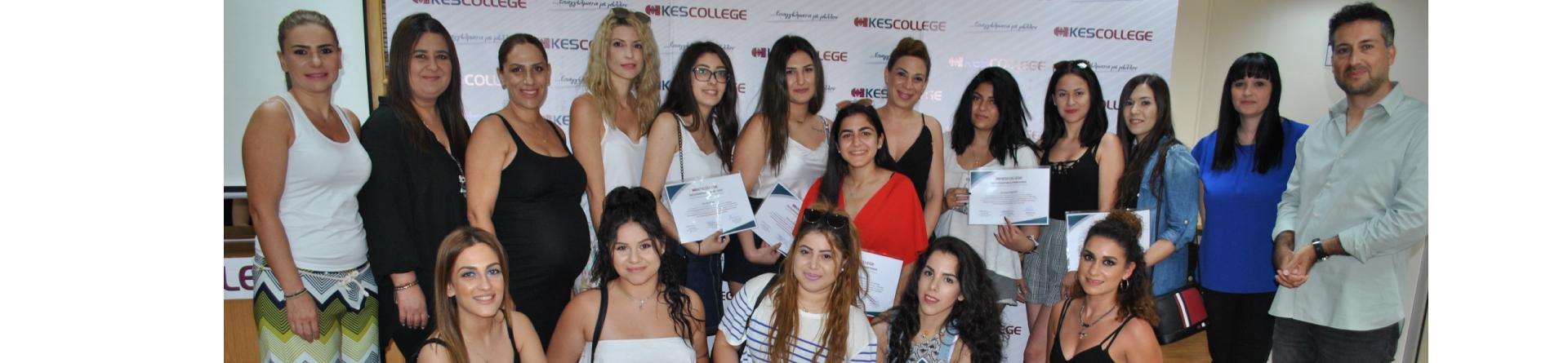Παρουσίαση των αποτελεσμάτων του Ερευνητικού Έργου  των πελατών της MAC Cosmetics