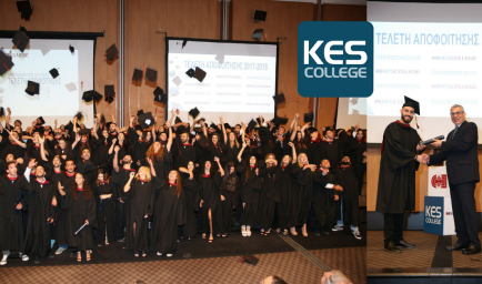Graduation Ceremony for the academic year of 2017-2018